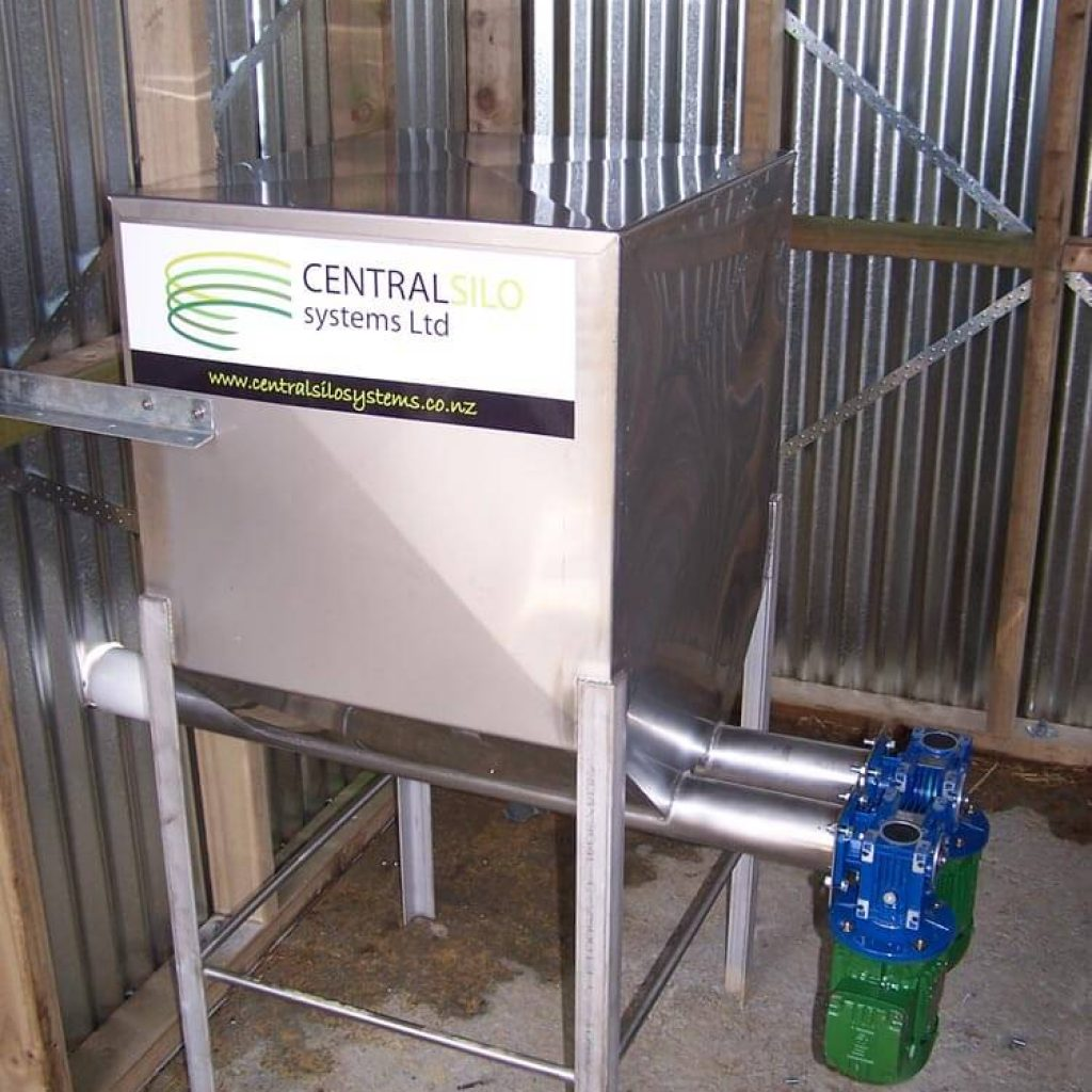 Mineral Injection Hoppers | Central Silo Systems